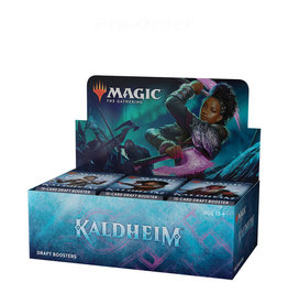 Wizards of the Coast MTG Kaldheim Draft Booster (36) Display Box