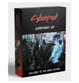 R. Talsorian Games Cyberpunk RPG RED Jumpstart Kit