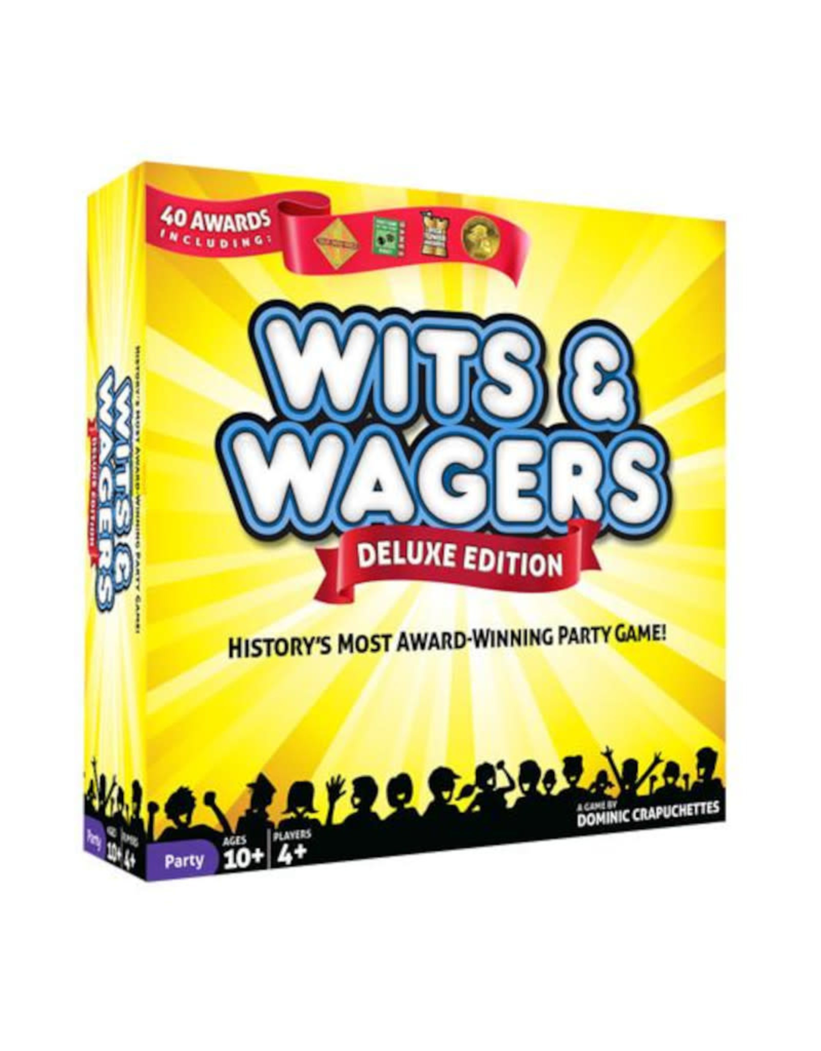 Northstar Games Wits and Wagers Deluxe