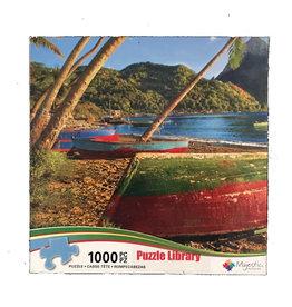 Miscellaneous St. Lucia Puzzle 1000 PCS