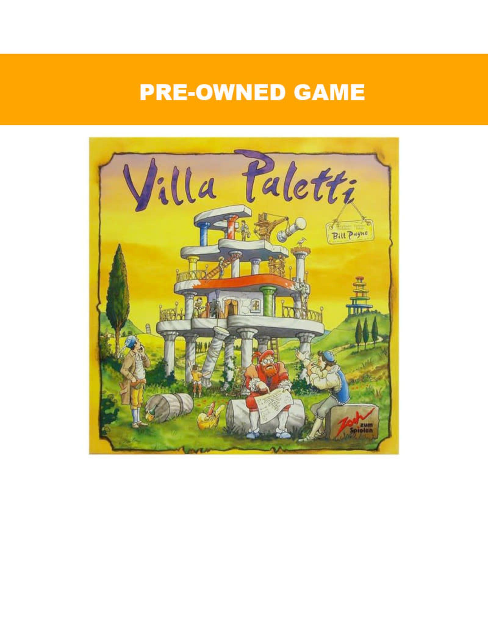 Lion Rampant Games (Pre-Owned Game) Villa Paletti
