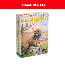 Northstar Games (RENT) Evolution For a Day. Love It! Buy It!
