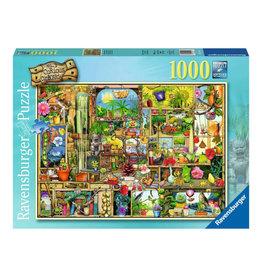 Ravensburger Gardener's Cupboard Puzzle 1000 PCS