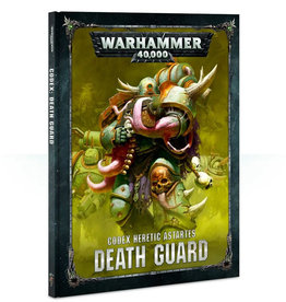 Games Workshop Death Guard Codex (9th Edition)