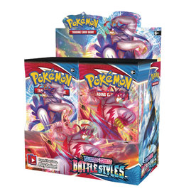 Pokemon (Pre-Orders Sold Out) Pokemon Battle Styles Booster Display (36)