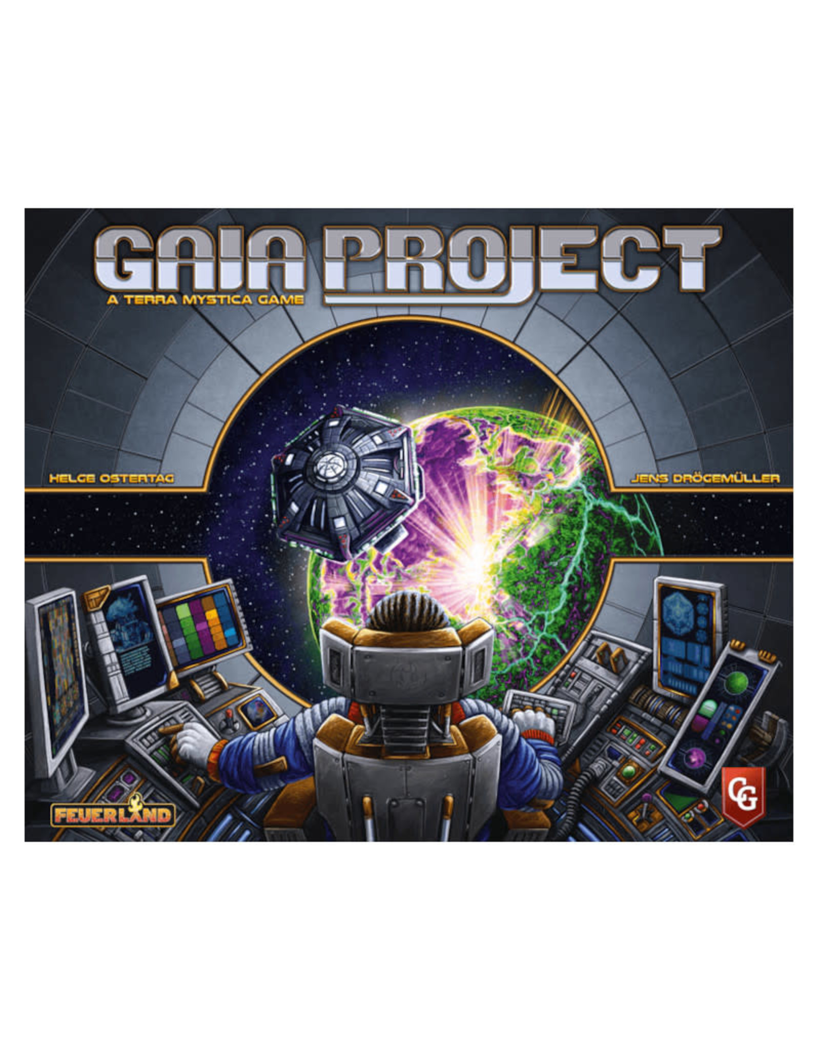 Capstone Games Gaia Project