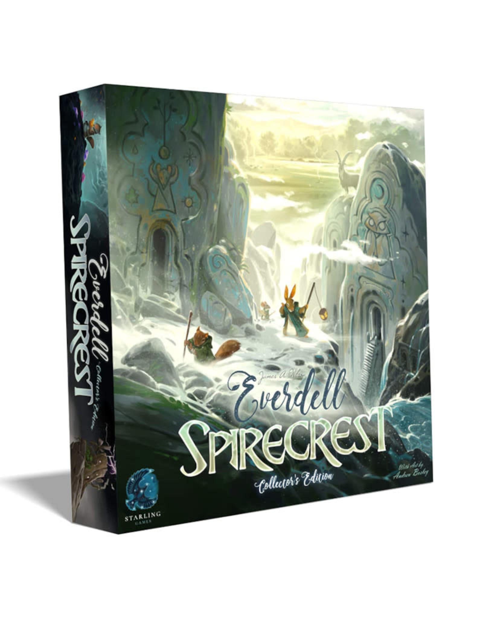 Starling Games Everdell Spirecast Expansion