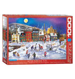 Eurographics After School Fun Puzzle 1000 PCS