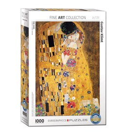 Eurographics The Kiss Puzzle 1000 PCS (Eurographics)