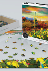 Eurographics Desert Dreams 1000 PCS
