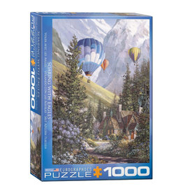Eurographics Soaring with Eagles 1000 PCS