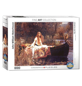 Eurographics Lady of Shalott 1000 PCS