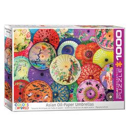 Eurographics Asian Oil Paper Umbrellas 1000 PCS