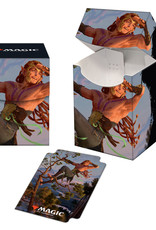 Deck Box: MTG Kaldheim Pro 100+ Tyvar Kell