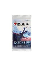 Wizards of the Coast MTG Set Booster Pack: Kaldheim
