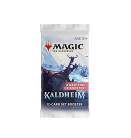 Wizards of the Coast MTG Set Booster Pack: Kaldheim