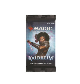 Wizards of the Coast MTG Draft Booster Pack: Kaldheim