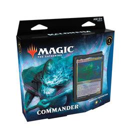 Wizards of the Coast MTG Kaldheim Commander Deck Phantom Premenition