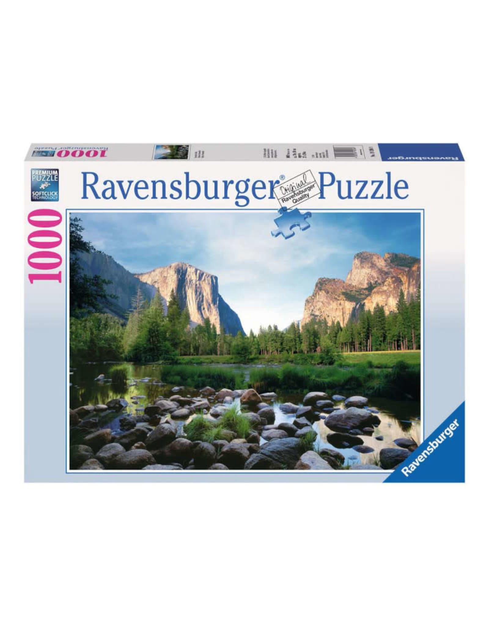 Ravensburger Yosemite Valley Puzzle 1000 PCS