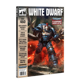 Games Workshop White Dwarf Monthly Issue 460 Jan 2021