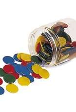 Gibsons Assorted 22mm Counters (144)