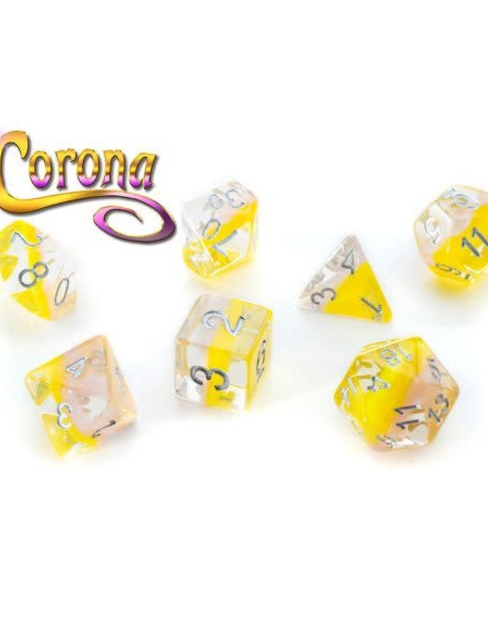 Gate Keeper Games Gatekeeper Dice Set: Corona (7)
