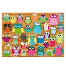 Schmidt Owls Puzzle 500 PCS