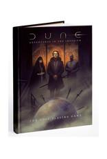 Modiphius (Q2 2021) Dune RPG: Core Rulebook