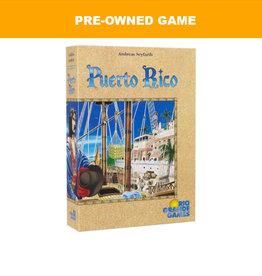 Rio Grande Games (Pre-Owned Game) Puerto Rico