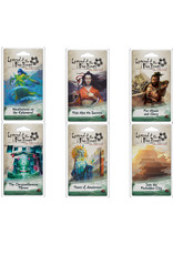 Fantasy Flight Games Legend of the Five Rings LCG 6-Pack Dynasty Bundle