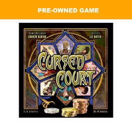 Miscellaneous (Pre-Owned Game) Cursed Court