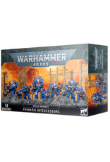 Games Workshop Warhammer 40K Space Marine Primaris Intercessors