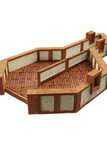 Wizkids WarLock Tiles Town and Village Tiles Angles