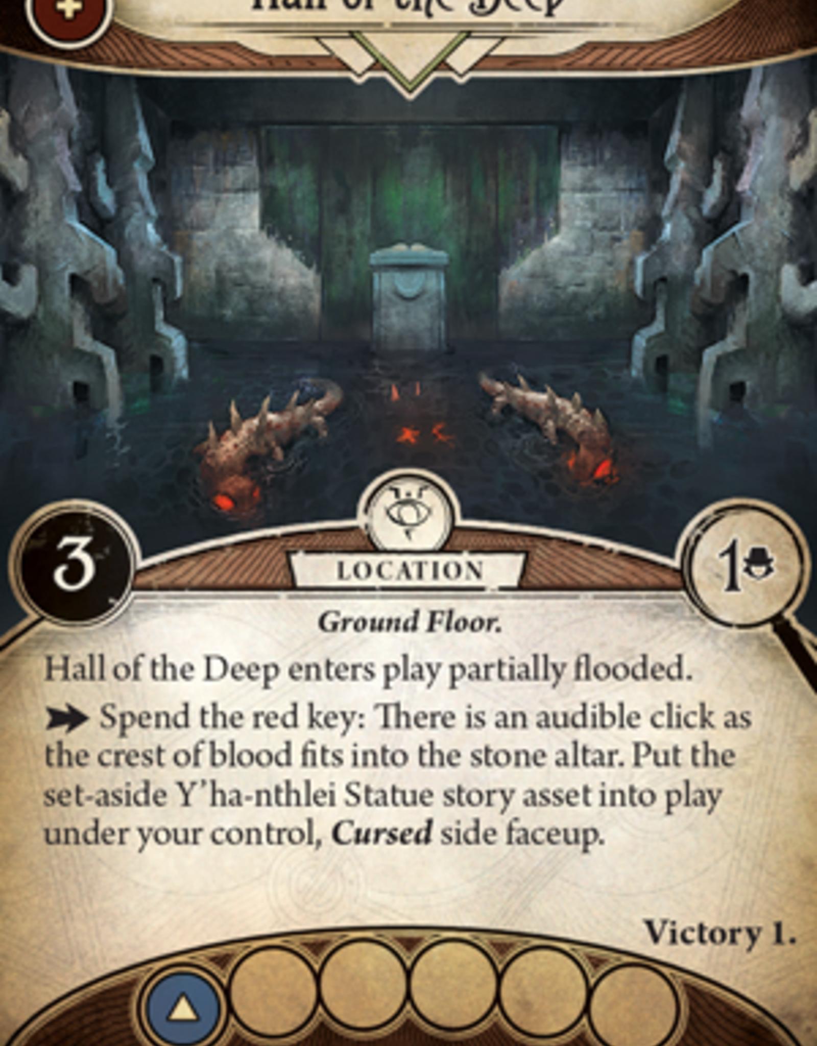 Arkham Horror LCG The Lair of Dagon (Pre-Order)