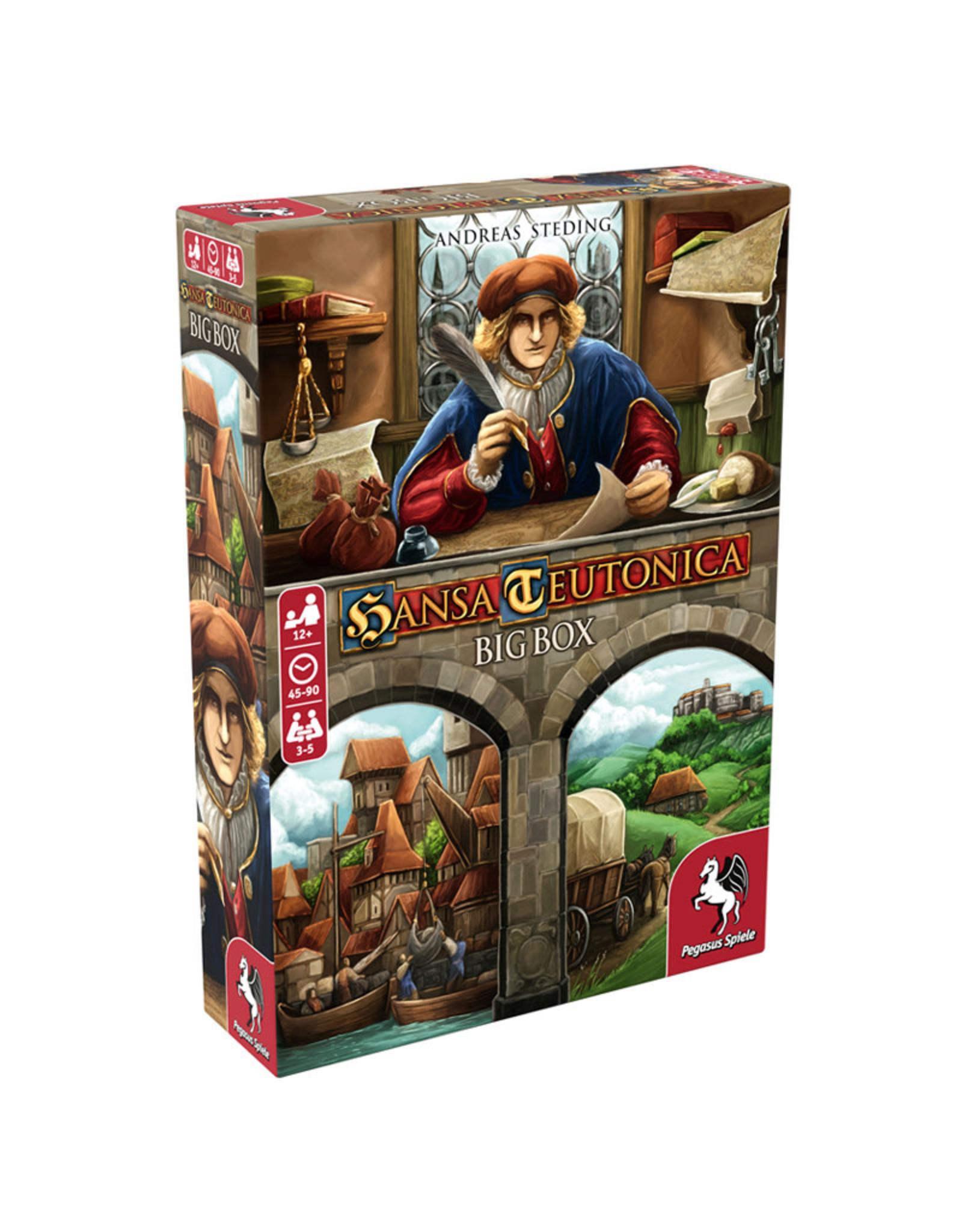 Pegasus Spiele Hansa Teutonica Big Box