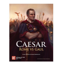 GMT Games Caesar: Rome Vs Gaul