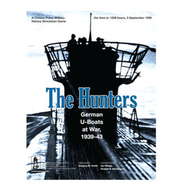 GMT Games The Hunters: German U-Boats at War