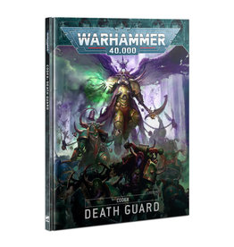 Games Workshop Warhammer 40K Codex Death Guard