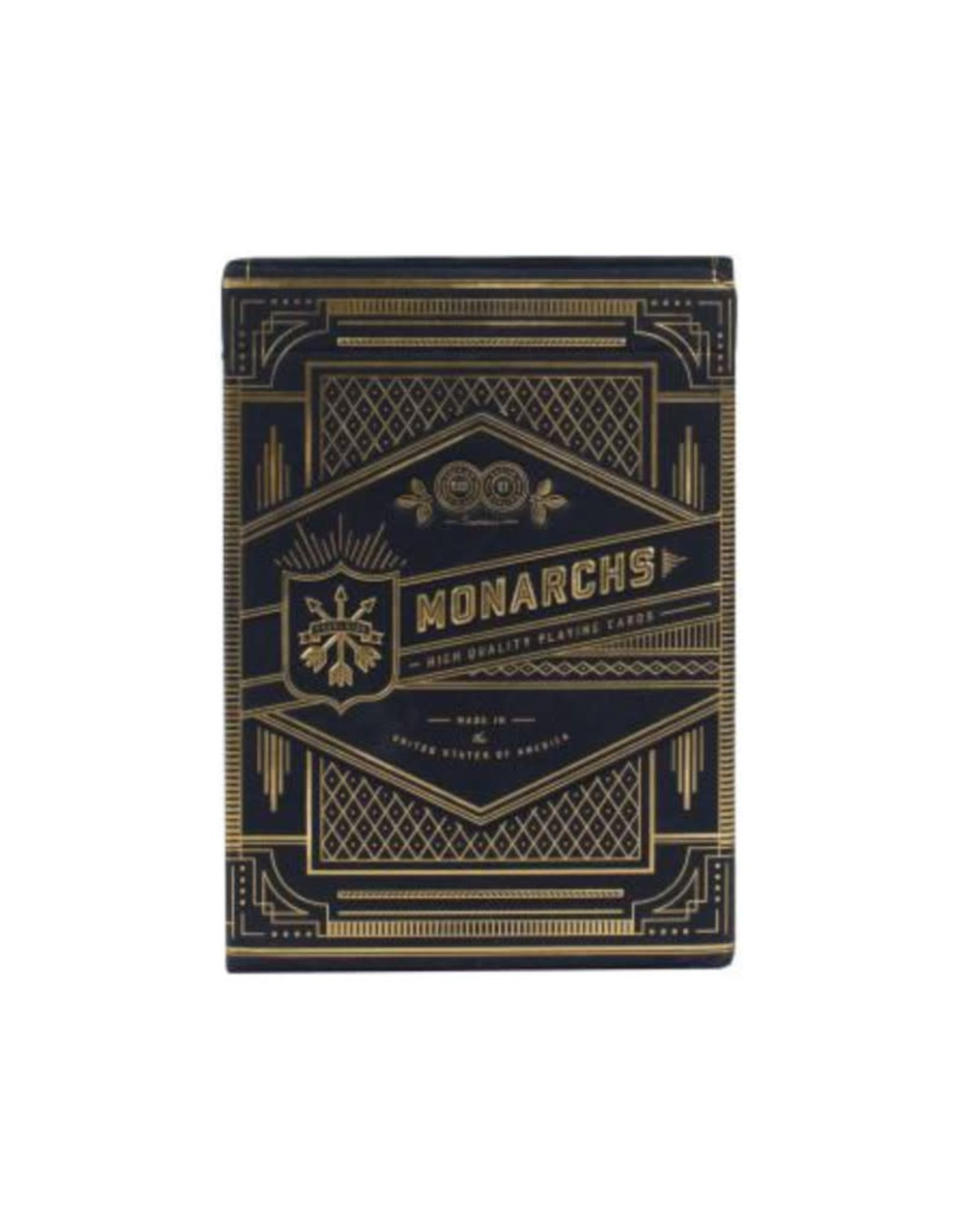 United States Playing Card Co Playing Cards: Bicycle Theory11 Monarchs