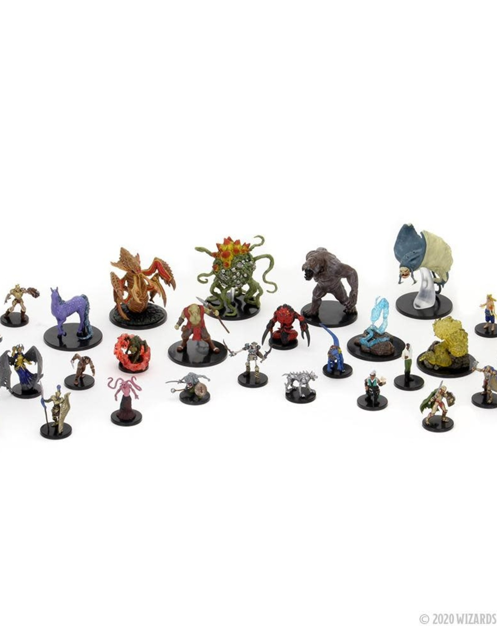 Wizkids D&D Miniatures: Icons of the Realms: Eberron: Rising from the Last War Booster
