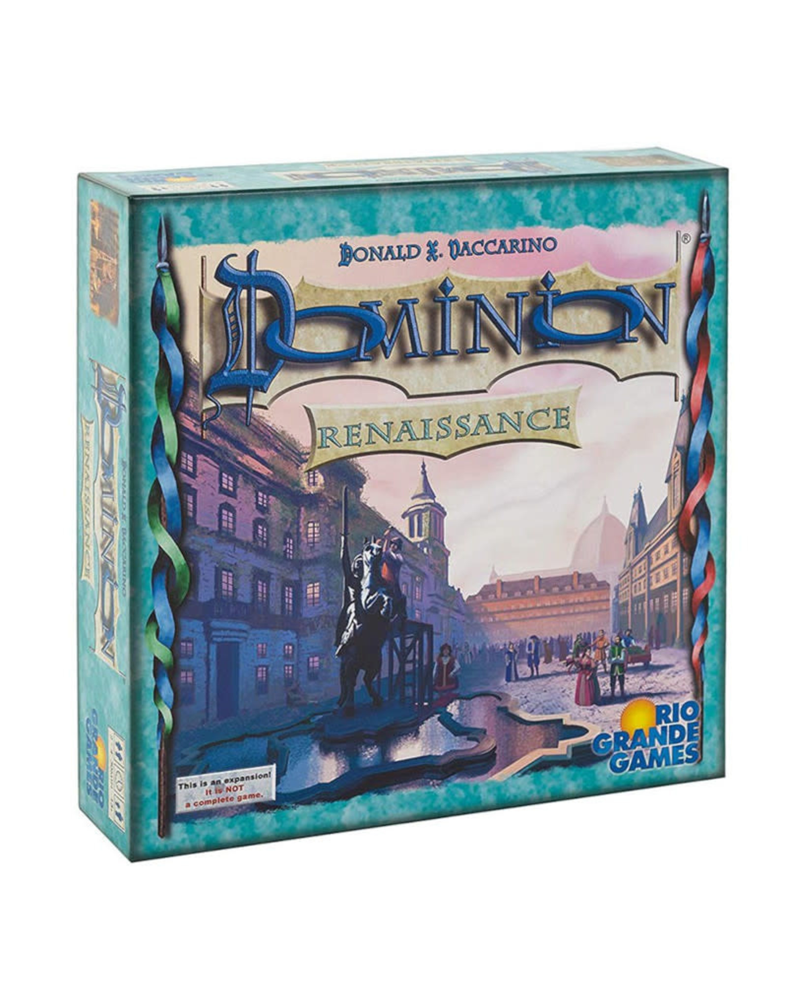 Rio Grande Games Dominion Renaissance Expansion