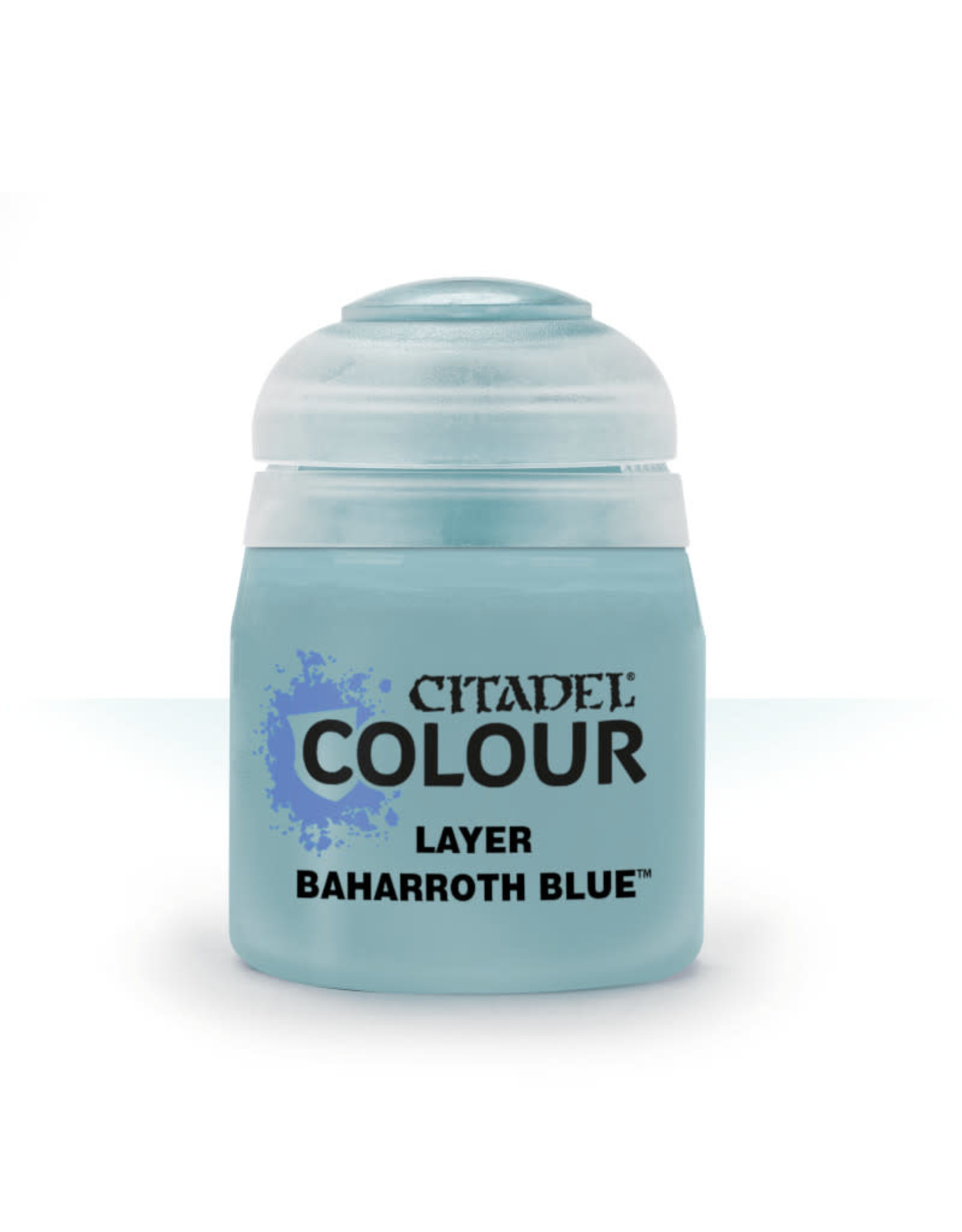 Citadel Layer Paint: Baharroth Blue