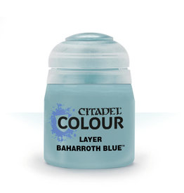 Citadel Layer Paint: Baharroth Blue