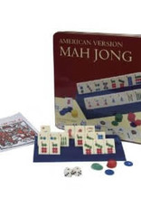 American Mah Jong in Tin Case