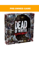 Plaid Hat Games (Pre-Owned-Game) Dead of Winter The Long Night