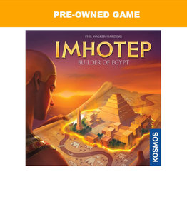 Thames and Kosmos (Pre-Owned Game) Imhotep