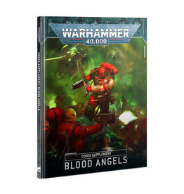 Games Workshop Warhammer 40k Codex Supplement: Blood Angels (9th)