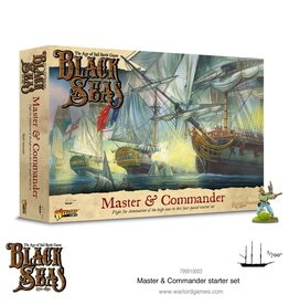 Miscellaneous Black Seas: Master and Commander Starter Set