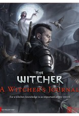 R. Talsorian Games Witcher RPG: A Witchers Journal