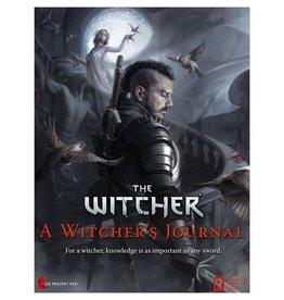 R. Talsorian Games Witcher RPG: A Witchers Journal